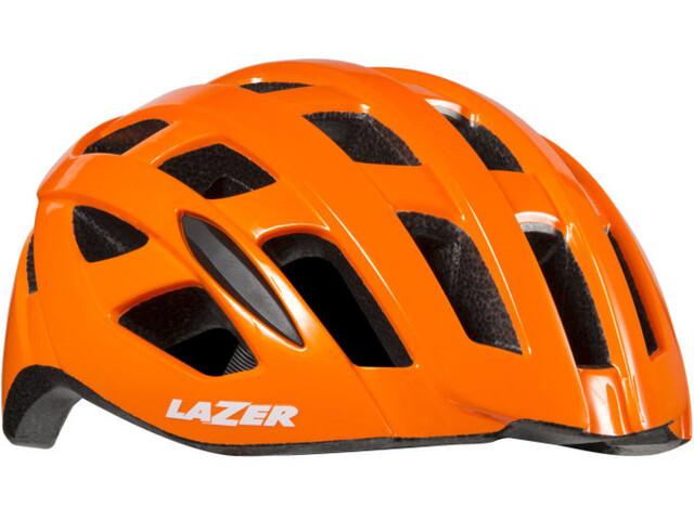 Lazer Tonic Casco, flash orange